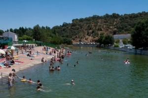 The beach of San Nicolás