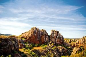 Iron mine Cerro del Hierro